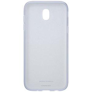 Калъф за смартфон Samsung EF-AJ730TL JELLY COVER BLUE J7 (2017)